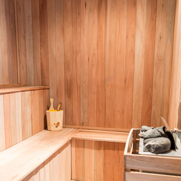 DRY AND WET SAUNA